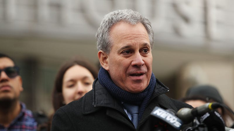 Illustration for article titled Former New York AG Eric Schneiderman Won't Face Criminal Charges Over Assault Allegations