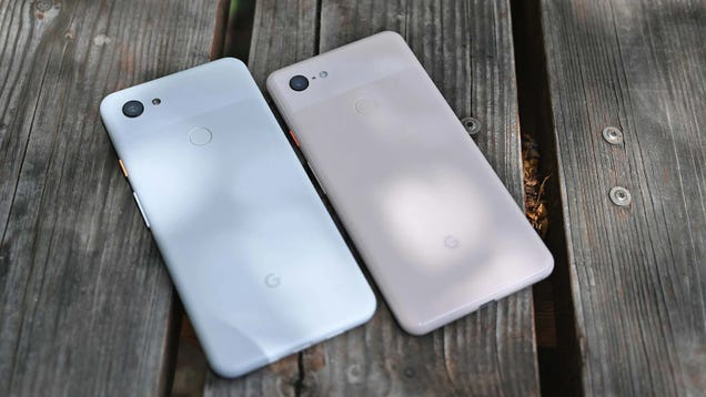 Google s Pixel 3a XL Is Down to $200 at B&H Photo for Sprint and T-Mobile Customers