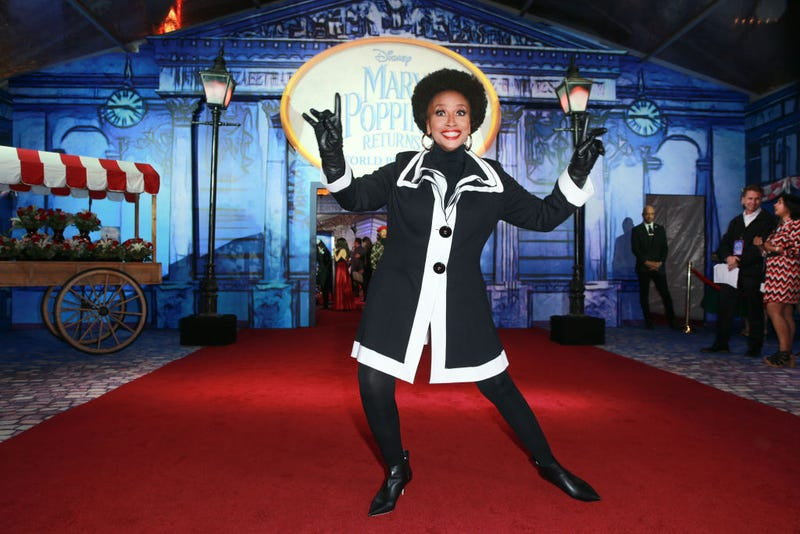 Jenifer Lewis attends the Premiere Of Disney's 'Mary Poppins Returns' at El Capitan Theatre on November 29, 2018 in Los Angeles, California.
