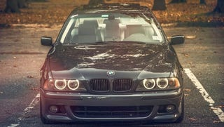 Illustration for article titled Four Reasons Why You Need To Buy A BMW E39 540i Right Now