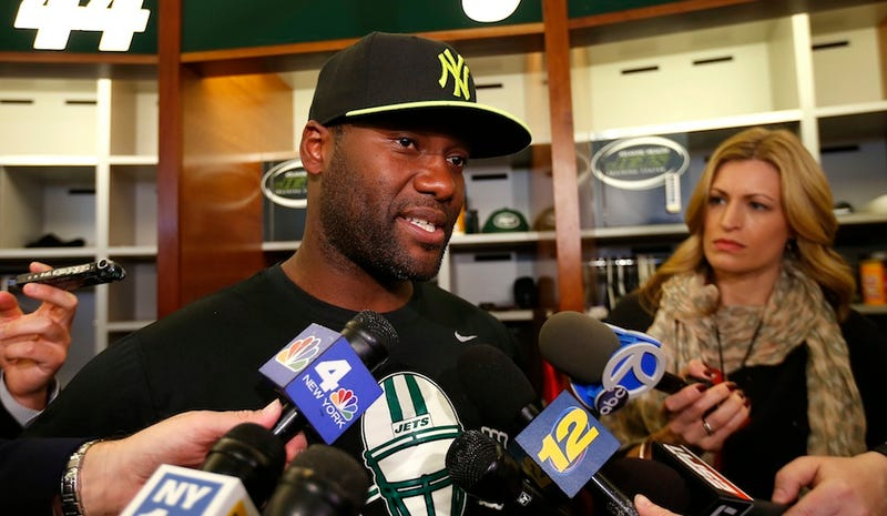 Illustration for article titled And Then There Were Four: David Garrard Quits Jets QB Derby