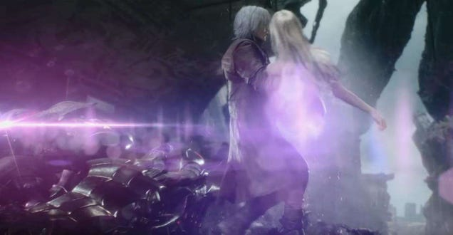 Devil May Cry 5 Slightly Censored, But Only On PS4