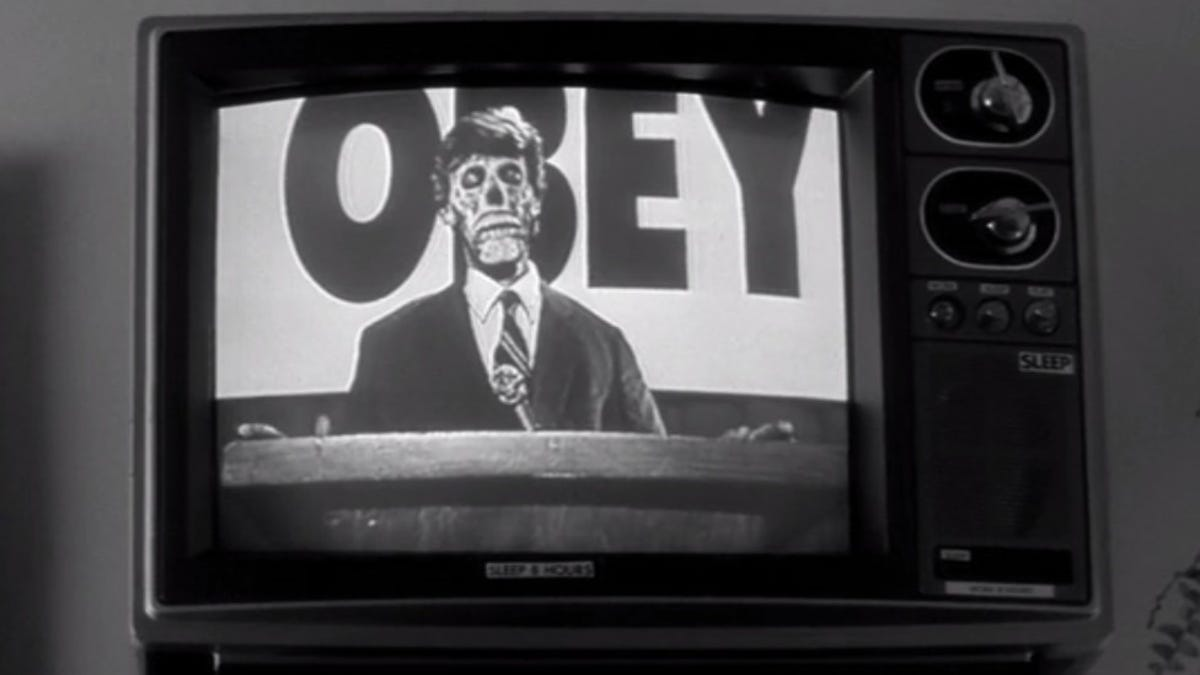 Image result for they live obey