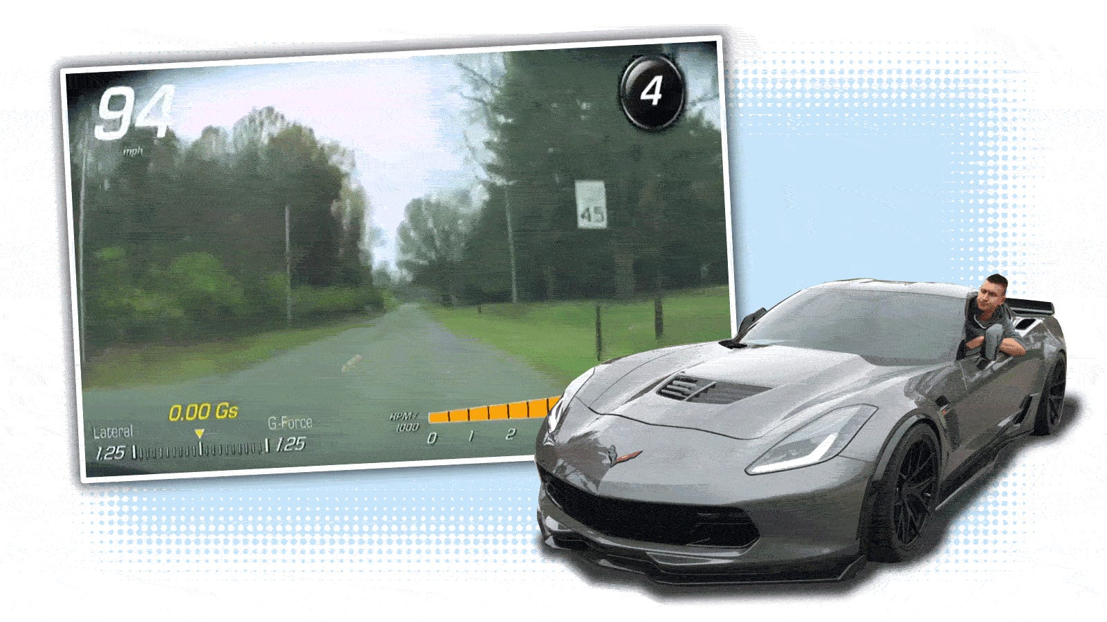 Dealership Caught Taking Customer's Corvette on 90+ MPH Joyride