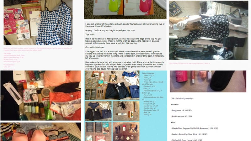 Bling Ring' Tumblr Shoplifting Community Gets Rocked By Outsiders