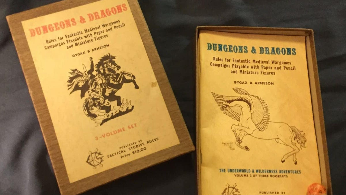 Dungeons & Deceptions: The First D&D Players Push Back On