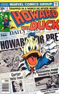Illustration for article titled Steve Gerber, creator of Howard The Duck, dead at 60
