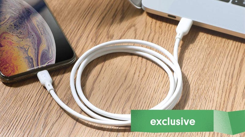 USB C to Lightning Cable RAVPower | $12 | Amazon | Promo code KINJA207