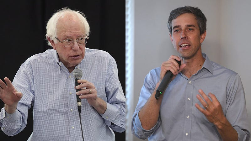 Compelling Message: Bernie Sanders Has Asked Voters To Consider That, Adjusted For Age, He Is More Sexually Attractive Than Beto O'Rourke