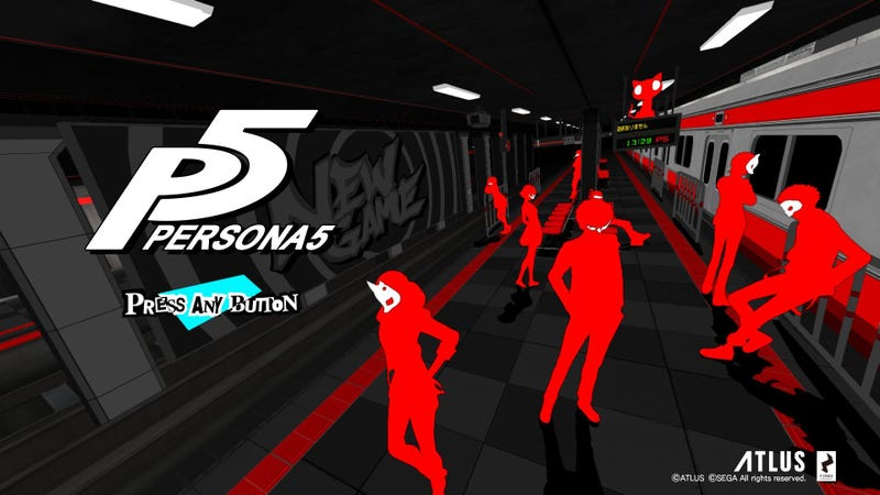 Hello Persona. Good to see you again. Image Courtesy of Atlus