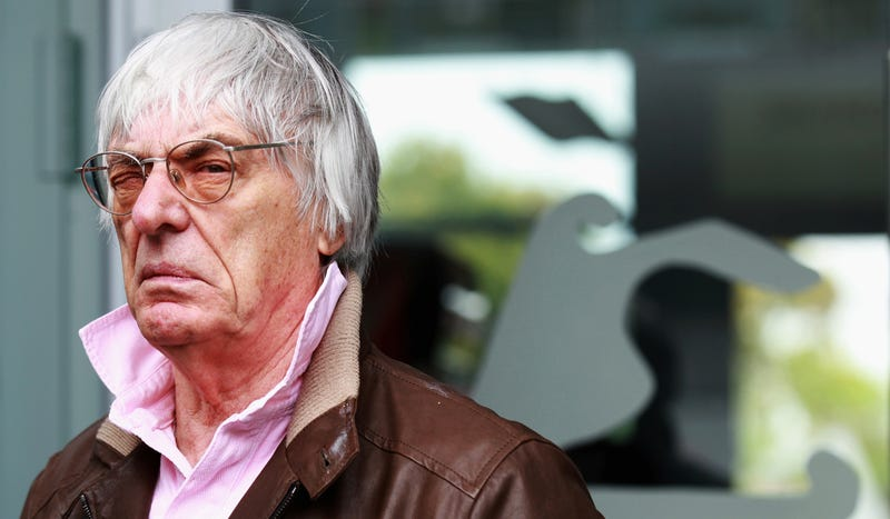 Illustration for article titled The Hater's Guide To F1 Supremo Bernie Ecclestone