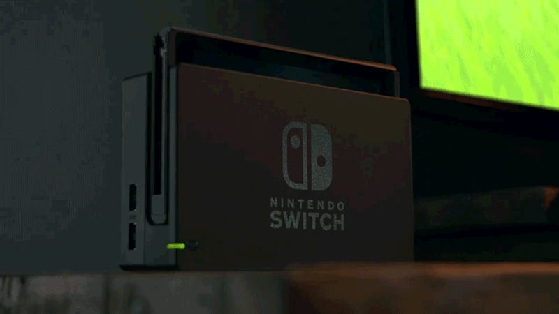 Nintendo 39 s next console is called switch and it looks incredible - How to console into a switch ...