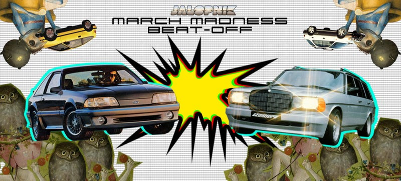 Illustration for article titled The Jalopnik March Madness Beat-Off Final!