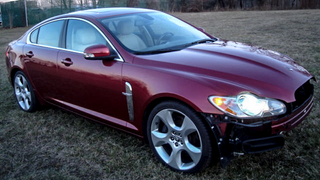Illustration for article titled Is This Dirt Cheap Jaguar XF Supercharged Worth The Work It Needs?