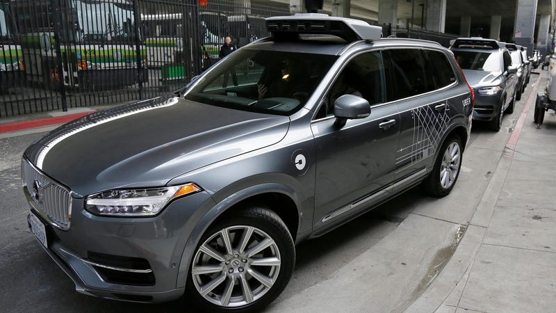 Uber Car Pic >> Uber Self Driving Car Struck And Killed Arizona Woman While In