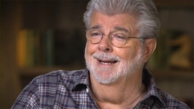 Illustration for article titled George Lucas: I Sold Star Wars to 'White Slavers'
