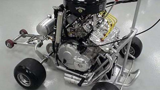 Every Barstool Needs More Engine