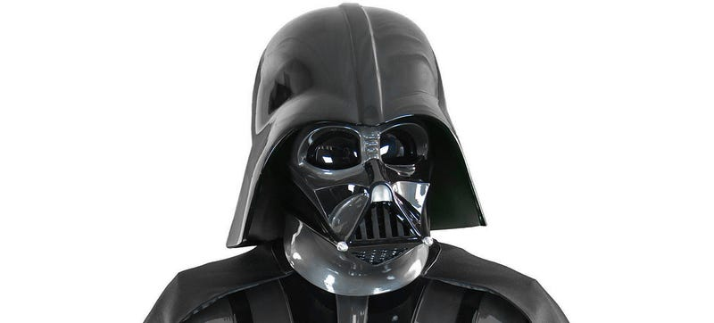 Illustration for article titled The Most Accurate Vader Costume Ever