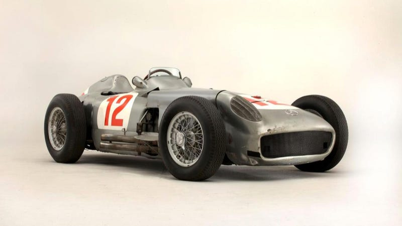 Illustration for article titled This $30 Million Mercedes Is The Most Expensive Car Publicly Auctioned