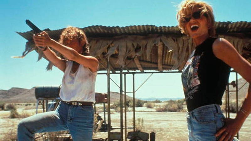 Illustration for article titled Thelma and Louise Is Even More Awesome Than I Remembered