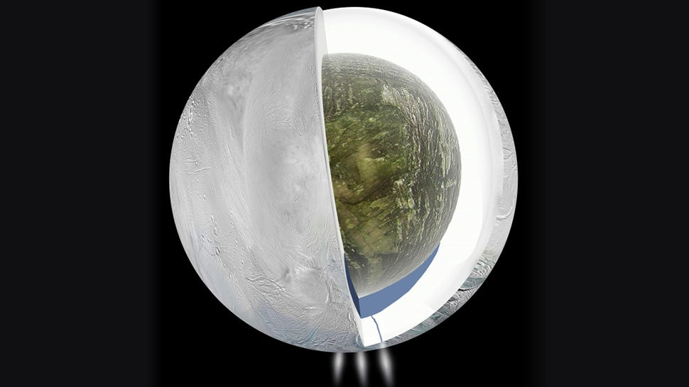 NASA finds hidden water ocean in Saturn moon, may contain ...