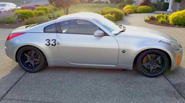 For $13,000, This 2003 Nissan 350Z Could Be Your Racing Mule