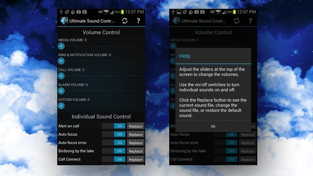 Ultimate Sound Control Can Tweak Every Noise Your Android Phone Makes