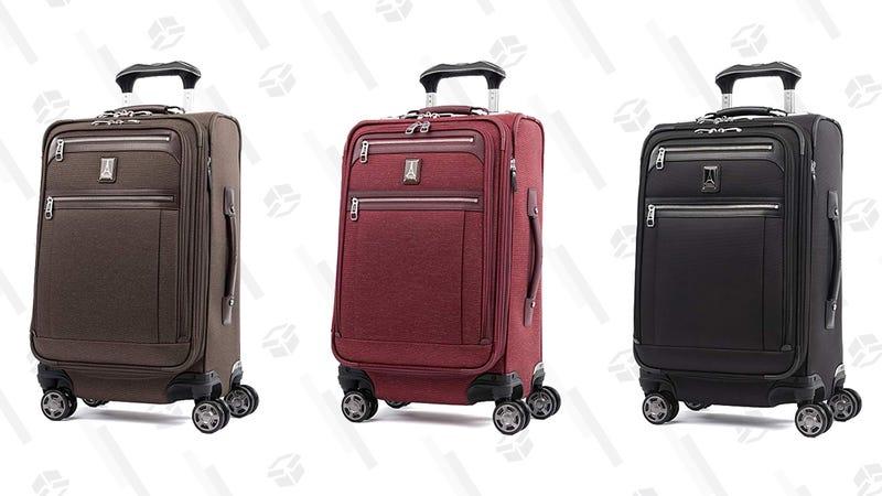 Maleta de mano TravelPro Platinum 21'' | $227 | AmazonGráfico: Chelsea Stone