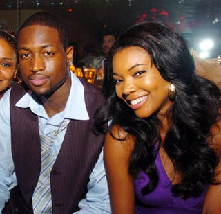 Illustration for article titled Gabrielle Union Got It On In Front Of Dwyane Wade's Kids