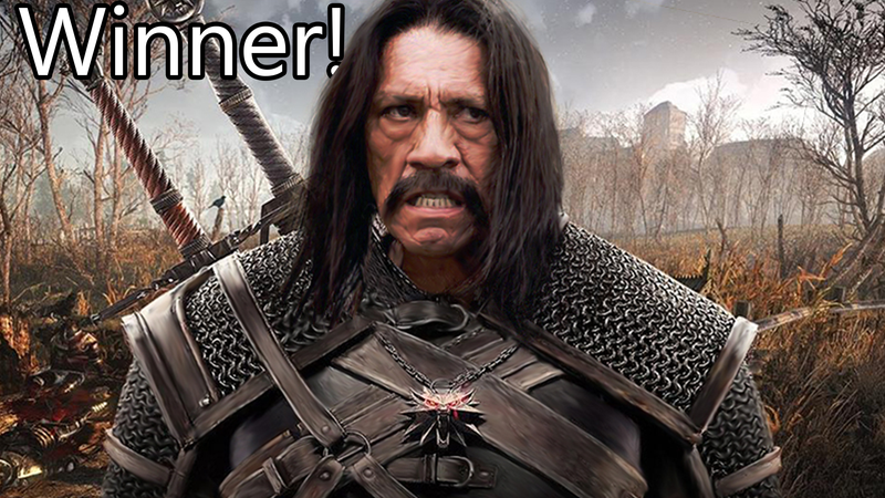 Illustration for article titled 'Shop Contest: Danny Trejo, Winners!