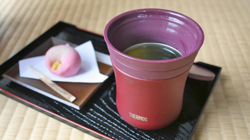For Mug Drinkers A The Tea Thermos Designed Slowest Sipping dCsothQrxB