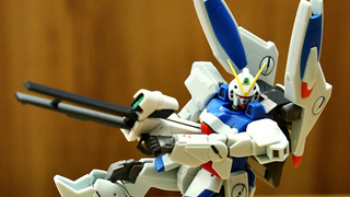 Illustration for article titled The Best-Named Gundam Is Getting A Fantastic Toy