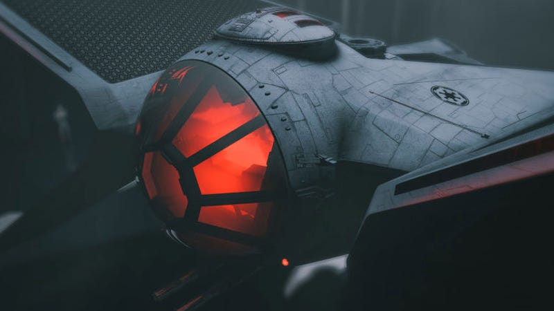 When TIE Fighters Are Imagined By Car Designers