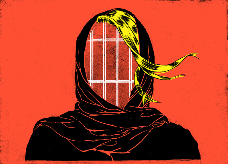 Illustration for article titled Bearing Witness to the Rise of ISIS: The Story of Anna Therese Day