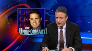 Illustration for article titled CNN Fires Rick Sanchez For Anti-Semitic Rant About Jon Stewart