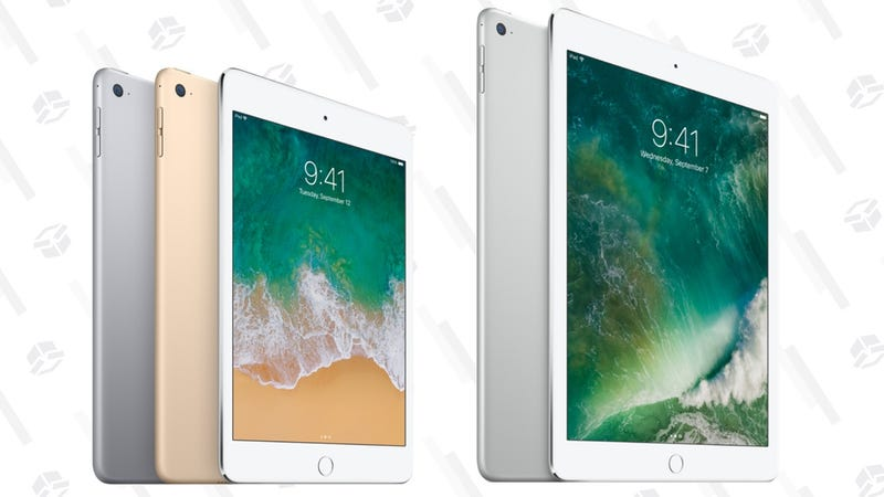 iPad Mini 4 128GB | $299 | WalmartiPad (Fifth Generation) 128GB | $349 | Walmart