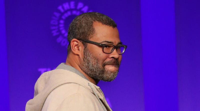 Jordan Peele attends the Paley Center For Media's 2019 PaleyFest LA - 'Star Trek: Discovery' and 'The Twilight Zone' held on March 24, 2019 in Los Angeles, California.