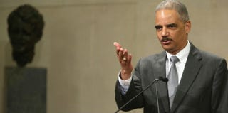 U.S. Attorney General Eric Holder (Chip Somodevilla/Getty Images)