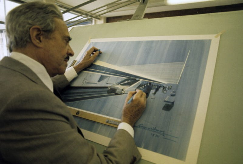 Illustration for article titled Happy 120th Birthday to Raymond Loewy, a Designer Who Built The Future