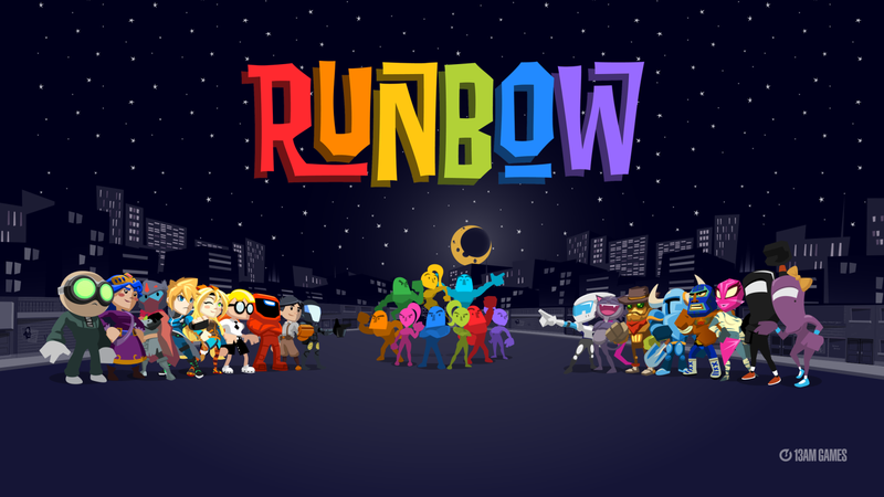 Illustration for article titled [It's Over] Watch Me Play Runbow With The Guys Who Created It!