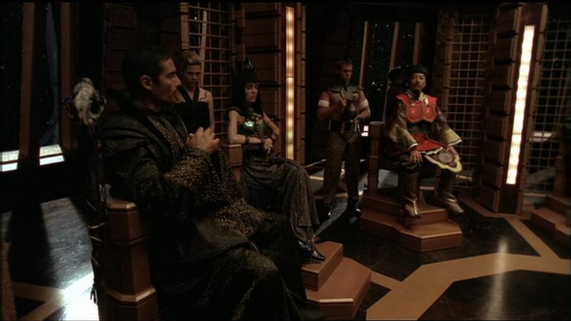 Illustration for article titled Stargate: SG-1 Rewatch - Season 5, Episode 15Summit& Episode 16Last Stand