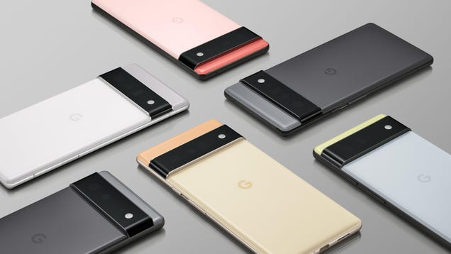 Pixel 6 Preview: Here s What Google s First Smartphone Chip Can Do