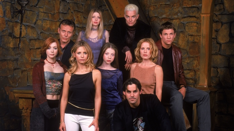 There's only one Buffy. Unless, like, you count the movie. But who does, really?