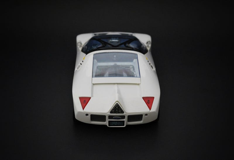 Illustration for article titled Ford GT90 in 1:18 scale by Maisto