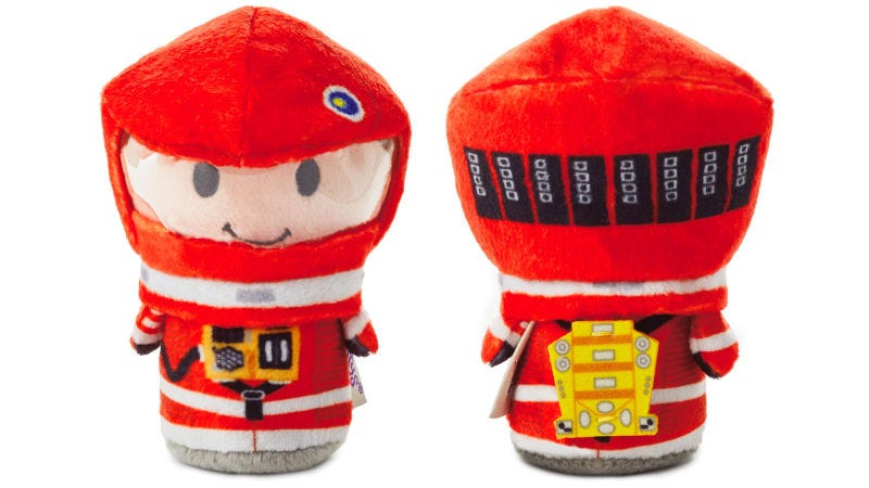 Illustration for article titled HAL, Buy Me This Amazingly Adorable 2001: A Space OdysseyPlush Dave Bowman, Please