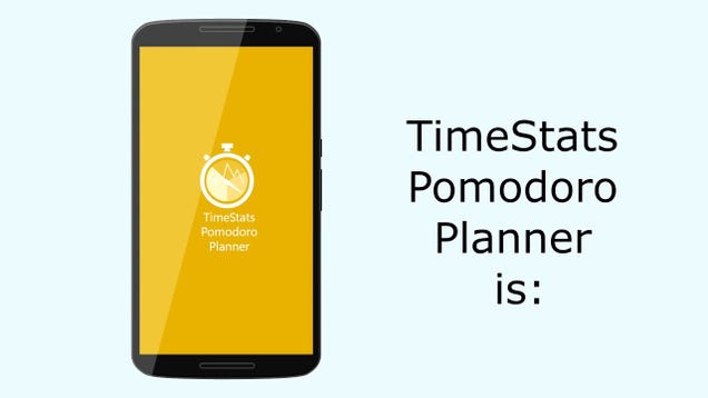 TimeStats Pomodoro Planner Is the Ultimate All-In-One Productivity App