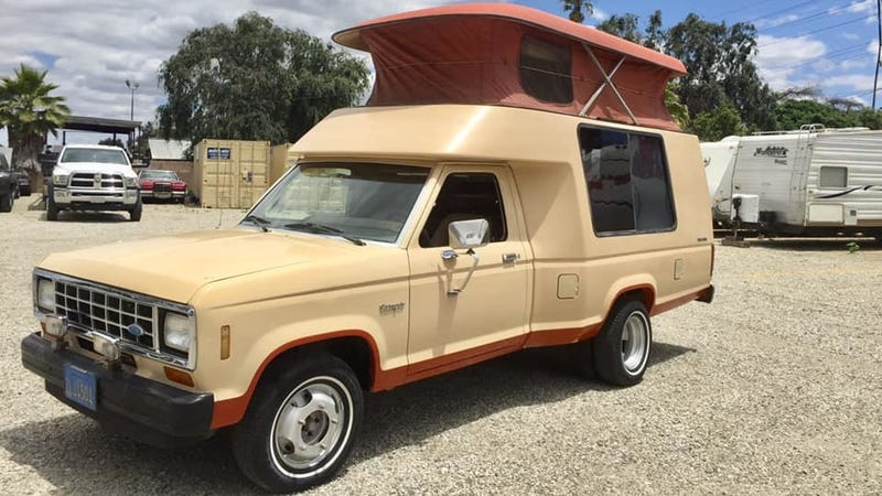 This Dually Ford Ranger Camper Is the Only Home I Could Ever Need