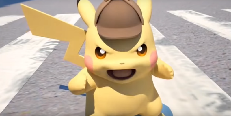 Illustration for article titled Danny Devito Would Make For An Excellent Detective Pikachu