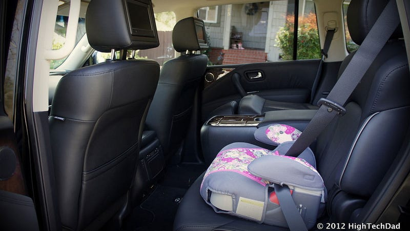 PSA: You Can Borrow a Free Child Car Seat from AAA