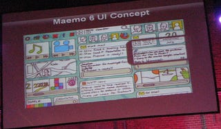 Illustration for article titled Nokia's Next OS, Maemo 6, Could Look Like This